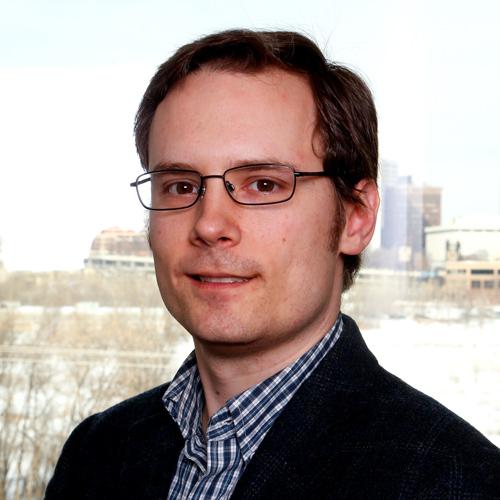 Matt Stowell portrait