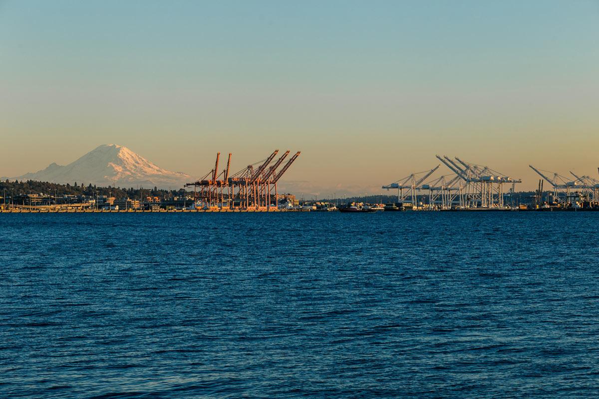 Seattle, WA Sound